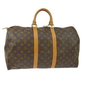 Louis Vuitton Keepall 45 Travel Hand #4526L38B